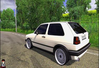 Volkswagen Golf GTI MK2 v1.0 1.37