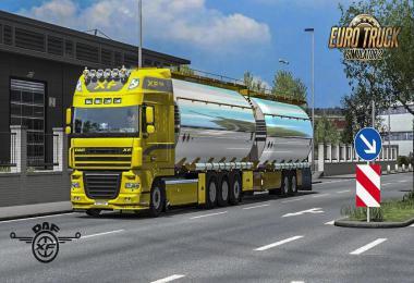 BDF Tandem Truck Pack v137.10 1.37.x