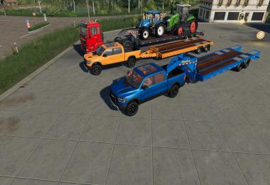 Bigtex 22GN/PH Trailer v2.1.0.0