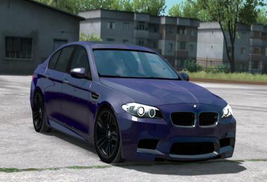 BMW M5 F10 V1R30 1.37