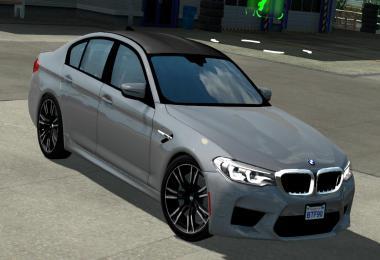 BMW M5 F90 v1.1 ATS 1.37