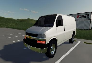 Chevy Express v1.0.0.0