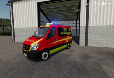 Civil protection of the fire brigade v2.0