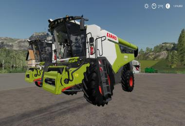 CLAAS Lexion Series v2.0