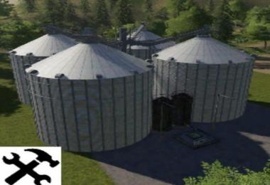 Courtyard silos v3.5