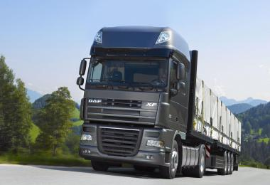 DAF XF 105 REAL PACCAR SOUND 1.37
