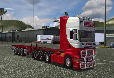 DAF XF 106 Rigid v1.3