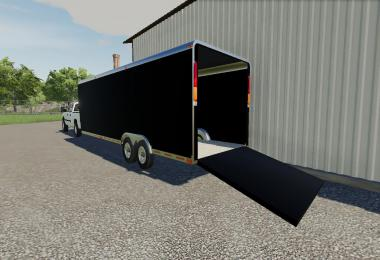Enclosed Trailer 30FT V1.0
