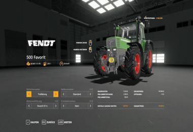 Fendt Pack v2.1.0.0