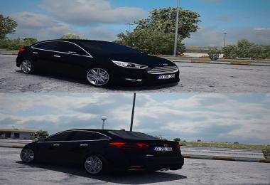 Ford Focus Hatcback - Sedan v1.1 ATS 1.37