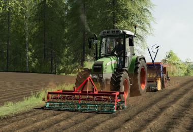 Front Cultivator Kverneland v1.0.0.1