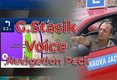 G.Stasik Voice Navigation Pack V1.0