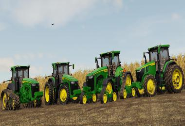 John Deere 7R,8R,8RT,8RX 2020 US-Version v1.0.0.0
