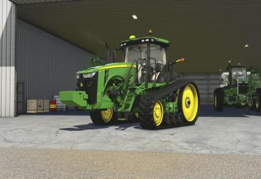 John Deere 8RT US Series v1.0.0.0