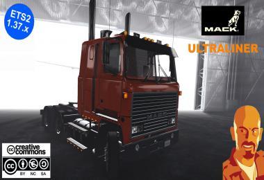 MACK ULTRALINER v2 ETS2 1.37.x