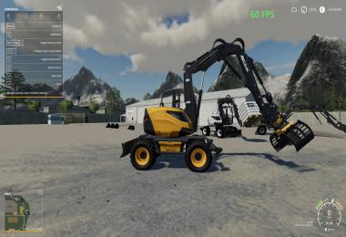 Mecalac Engcon Attacher v0.7