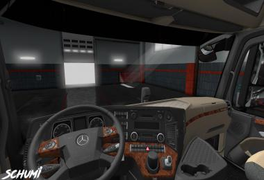Mercedes Actros MP4 Reworked v2.2