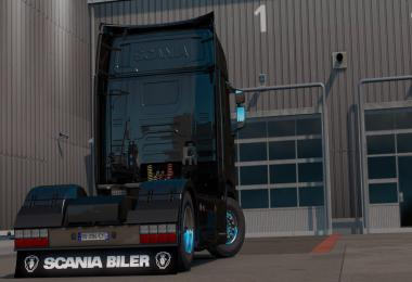 MudFlap Scania Pack 1.37