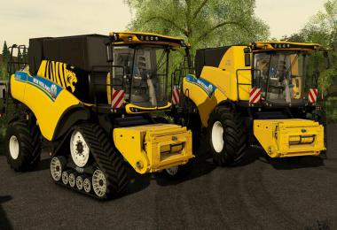 New Holland CR 6.90 v1.0.1.1