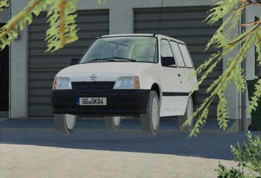 Opel Kadett E Caravan v1.0.0.0