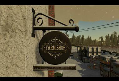 Placeable Farm Shop v1.1.0.0