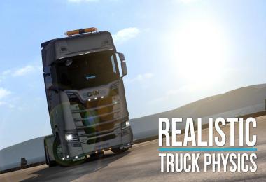 Realistic Truck Physics v6.1 1.37
