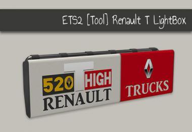 Renault T LightBox 1.37