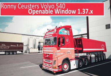 Ronny Ceusters Volvo FH54 1.37
