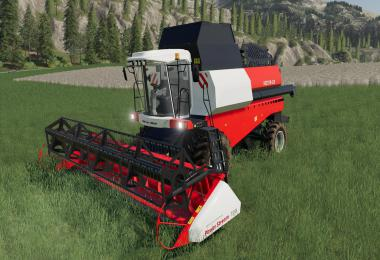 Rostselmash Vector 420 v1.0.1.1