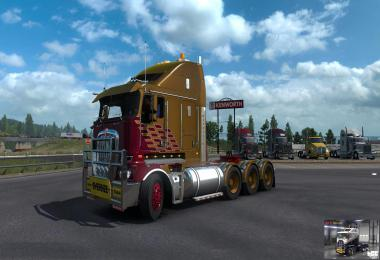 RTA-Mods Kenworth K200 v14.3 HCC edit (BSA edit) for ATS v1.37
