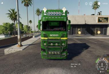 Scania John Deere v1.0.0.0