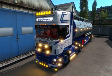 Scania R500 C&M Transport 1.37