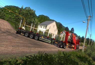 SCS Rigid Trailers v1.6.1 1.35 - 1.38