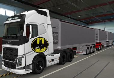 SKIN PACK VOLVO FH16 2012 1.37