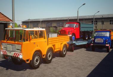 Tatra 813TP 6x6 v1.0.0.0
