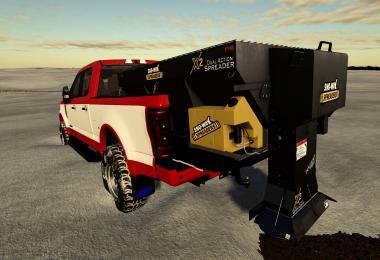 Truck Mounted Salt Spreader v1.0