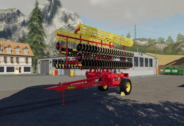 Vaederstad Aggressive 1200 Prototype BETA