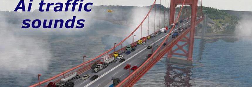 ATS Real Ai Traffic Engine Sounds 1.38