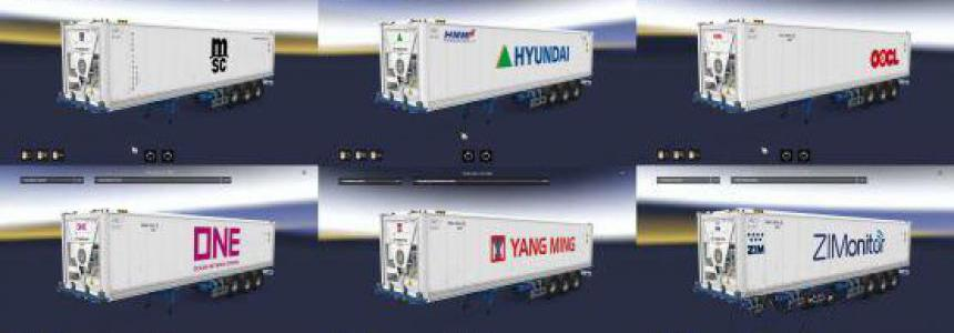 Cargo Pack Reefer Container Freight market v1.0