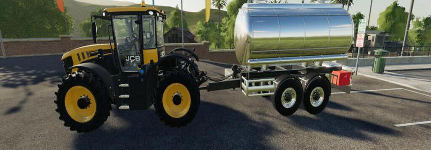 Drawbar Tanker v2.0.0.0