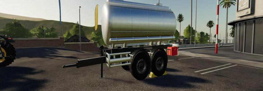 Drawbar Tanker v1.0.0.0