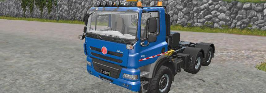 FS17 Tatra51 By BOB51160 v1.0.0.0