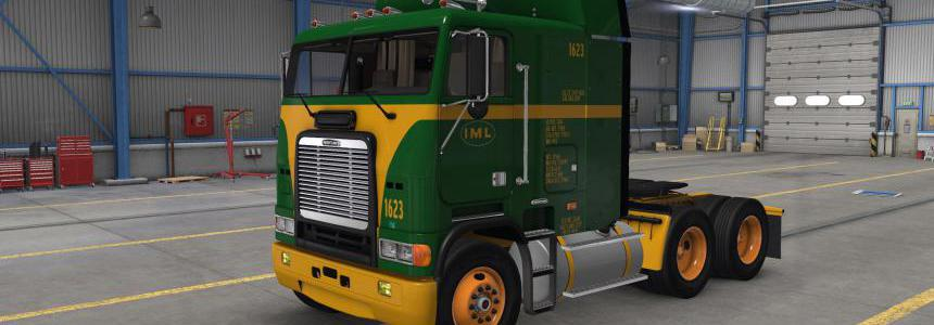 Interstate Motor Lines pack v1.0