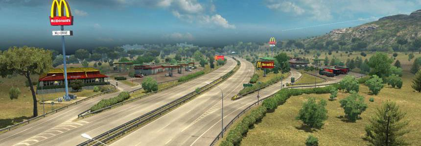 MHAPro 1.38 for ETS2 1.38