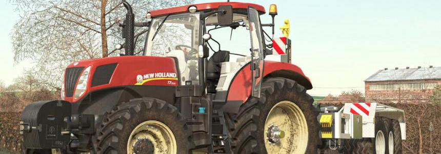 New Holland T7 AC Series v1.1.0.0