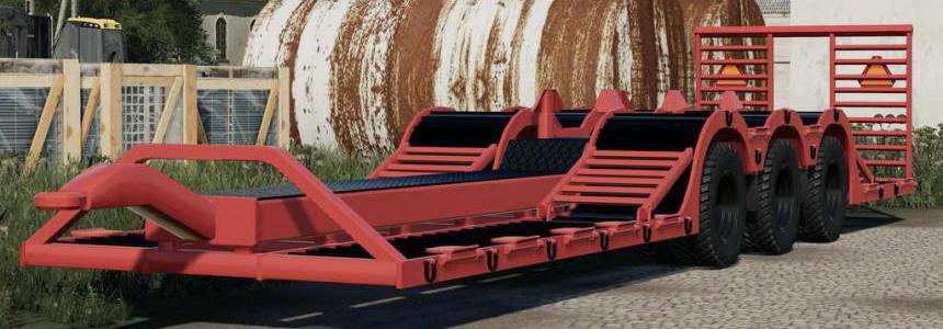 NMC 3-Axle Transport Trailer v1.0.0.0