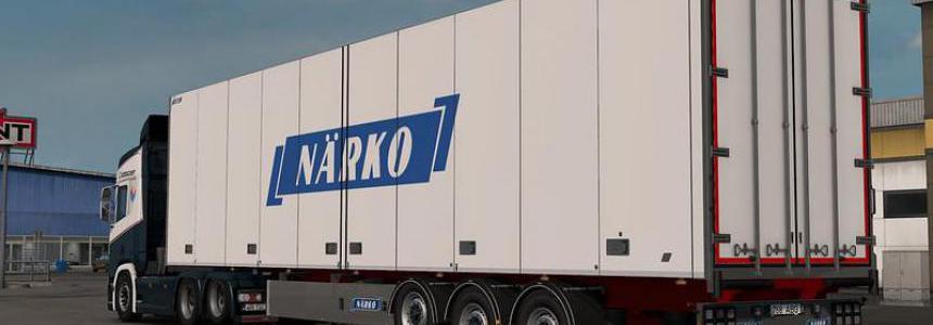 Närko Trailers v1.1.4 by Kast (23.07.20) 1.38.x