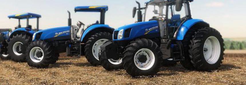 New Holland T6 BR v1.0.0.0