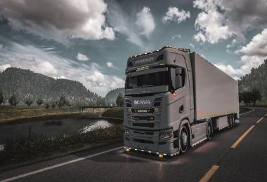 Scania S Custom Edit 1.37