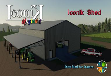 Iconik Shed v1.0.0.0